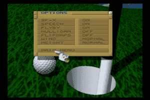 The Scottish Open: Virtual Golf 3