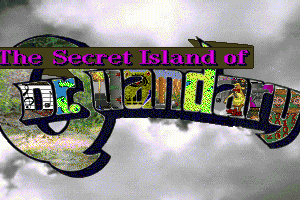 The Secret Island of Dr. Quandary 0