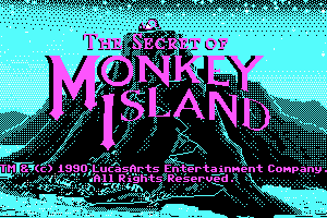 The Secret of Monkey Island 10