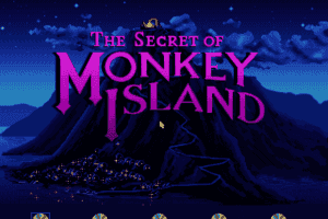 The Secret of Monkey Island 11
