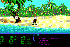 The Secret of Monkey Island 13