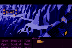 The Secret of Monkey Island 12