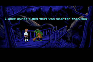 The Secret of Monkey Island 16