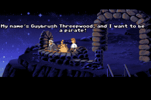 The Secret of Monkey Island 1