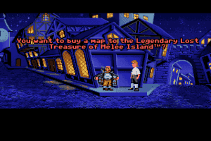 The Secret of Monkey Island abandonware