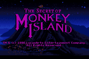 The Secret of Monkey Island 0
