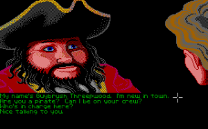 The Secret of Monkey Island 9