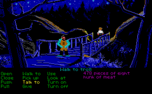 The Secret of Monkey Island 18