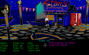 The Secret of Monkey Island 19