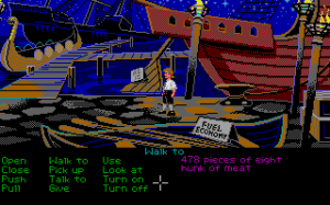 The Secret of Monkey Island 20