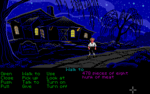 The Secret of Monkey Island 21