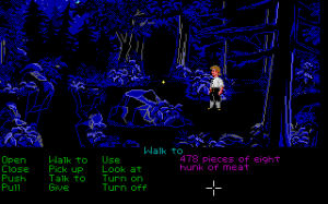 The Secret of Monkey Island 22