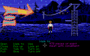 The Secret of Monkey Island 25