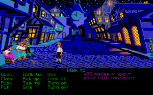 The Secret of Monkey Island 27