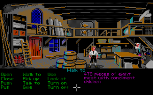 The Secret of Monkey Island 30
