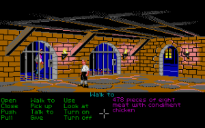 The Secret of Monkey Island 32