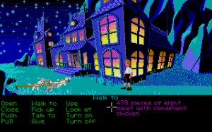 The Secret of Monkey Island 34