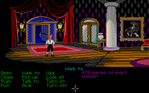 The Secret of Monkey Island 35