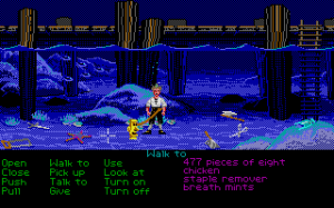 The Secret of Monkey Island 39