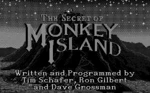 The Secret of Monkey Island 40
