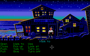 The Secret of Monkey Island 7