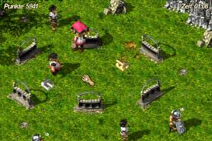 The Settlers: Smack a Thief! abandonware