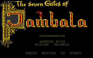 The Seven Gates of Jambala 2