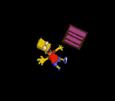 The Simpsons: Bart's Nightmare abandonware