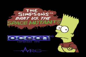The Simpsons: Bart vs. the Space Mutants 0