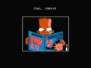 The Simpsons: Bartman Meets Radioactive Man 1