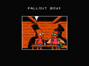 The Simpsons: Bartman Meets Radioactive Man 2