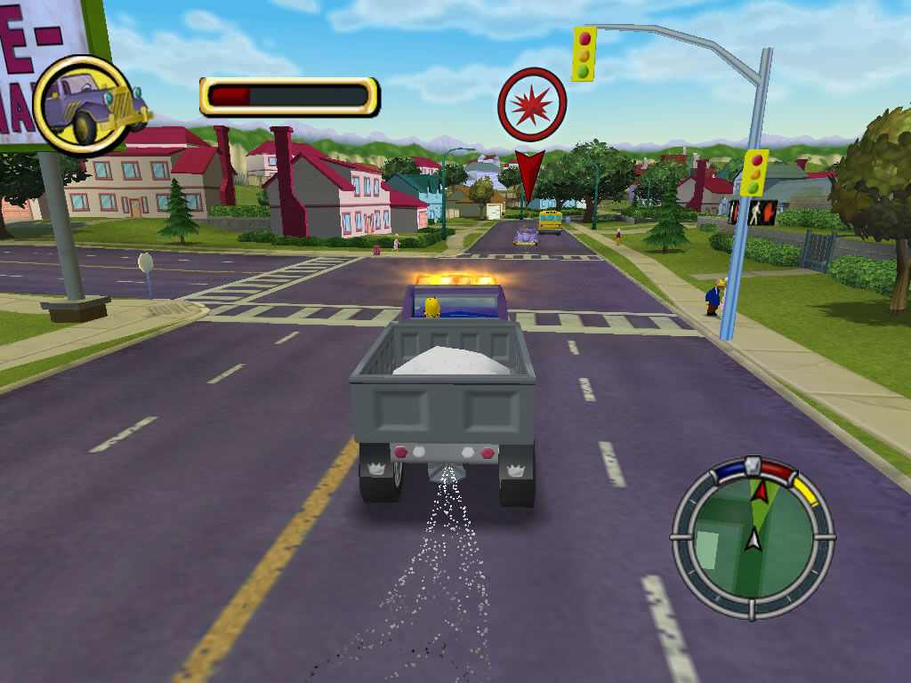 Simpsons, The: Hit & Run Download (2003 Action …