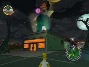 The Simpsons: Hit & Run abandonware