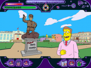 The Simpsons: Virtual Springfield 2