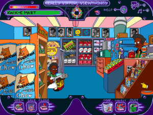 The Simpsons: Virtual Springfield 4