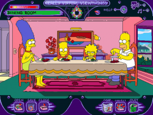 The Simpsons: Virtual Springfield 6