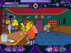 The Simpsons: Virtual Springfield 8