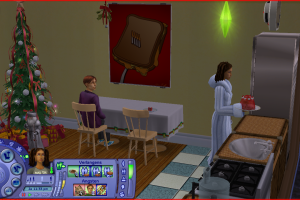 The Sims 2: Holiday Party Pack 0