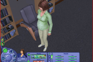 The Sims 2 abandonware