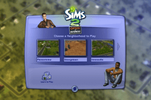 The Sims 2: Open for Business 1