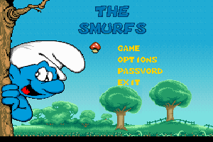 The Smurfs abandonware
