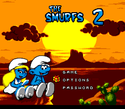 The Smurfs Travel the World 1