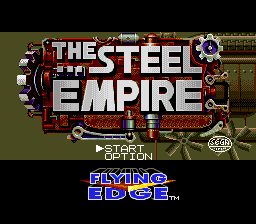 The Steel Empire 0
