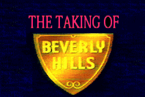 The Taking of Beverly Hills 0