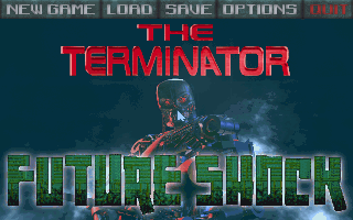 The Terminator: Future Shock 0