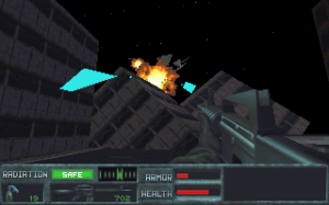 The Terminator: Future Shock abandonware