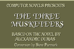 The Three Musketeers 1