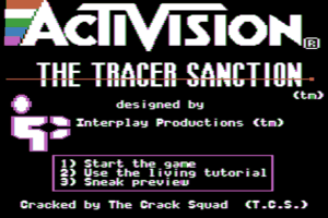 The Tracer Sanction 0