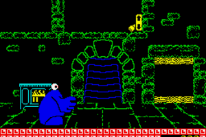 The Trap Door abandonware