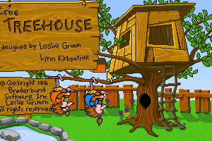 The Treehouse 0
